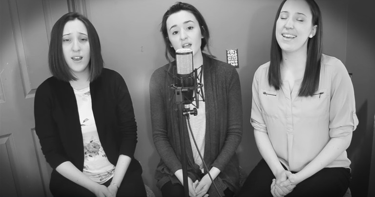 Sisters Beautifully Cover 'Once And For All'