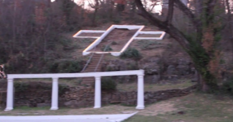 Atheists' Demand Cross At Public Park Be Removed, But City Refuses
