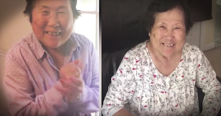 Daughter Tells Mom With Alzheimer's She Is Pregnant