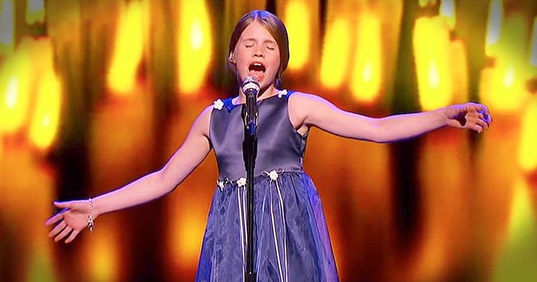 12-Year-Old Dutch Opera Singer Has Incredible Voice