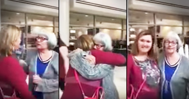 Woman Meets The Daughter She Had To Give Up At 17 Years Old