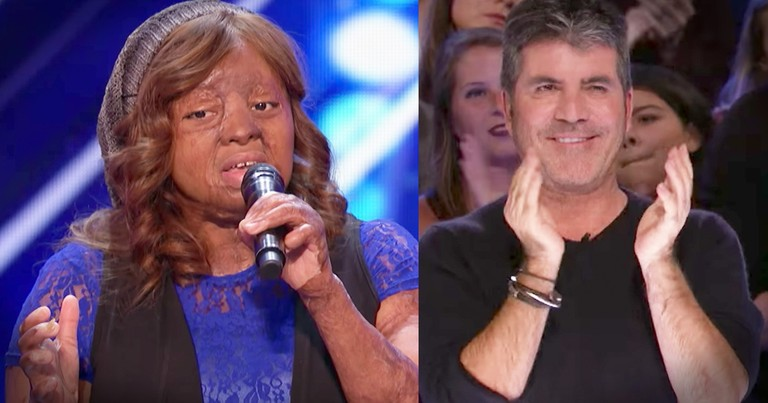 Plane Crash Survivor's Audition Moves The Judges