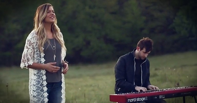 Tommee Profitt And McKenna Sabin's Cover Of 'The Heart Of Worship'