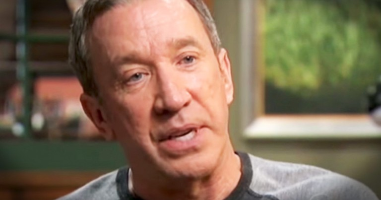 Actor Tim Allen Talks About His Relationship With God