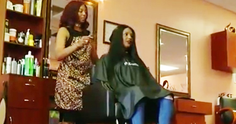 God Leads Hairstylist To Help Homeless Women Feel Beautiful