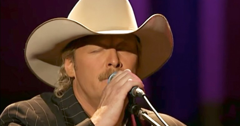 Alan Jackson's Incredible Rendition Of 'In The Garden'