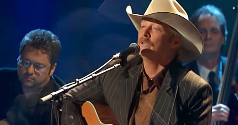 Alan Jackson's Beautiful Rendition Of 'What A Friend We Have In Jesus'