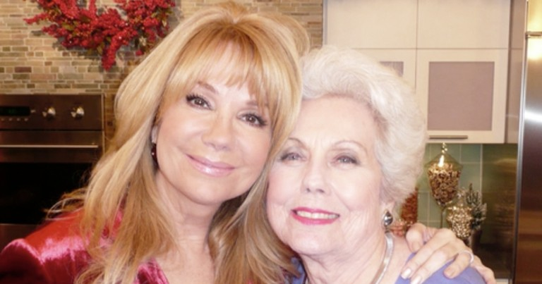 Kathie Lee Gifford Opens Up About Her Mother's Death