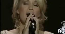 Carrie Underwood Sings 'How Great Thou Art'