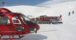 Prayer Helps a Man After a Terrible Ski Accident