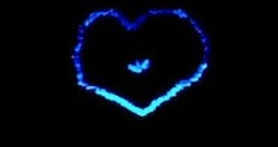 Blacklight Hand Performance of You Raise Me Up