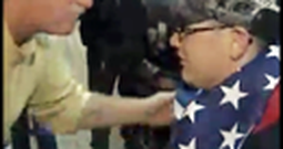 Wounded Solder Comes Home to the Most Heartwarming Welcoming