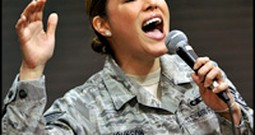 U.S. Military Veteran Follows Her Dreams and Sings on The Voice