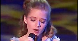 Jackie Evancho Sings Bridge Over Troubled Water Just Like an Angel