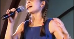 Child Singer Carly Rose Beautifully Sings God Bless the U.S.A.