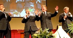 Incredible Gospel Quartet Sings Jesus is Coming Soon... and it's AWESOME.