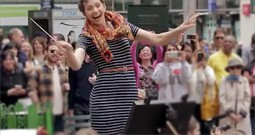 An Orchestra Surprises Commuters with a Reason to Smile - Our Day Has Been Made.