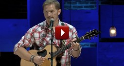 Christian Comedian Tim Hawkins Found the Secret to His Wife's Power - Too Funny!