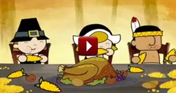 Listen to the Story of Thanksgiving ... Unlike You Have Ever Before