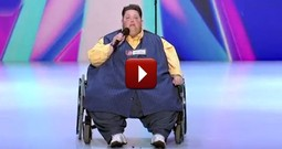Minister that Lost 400 Pounds Sings an Unforgettable Song - a Must See
