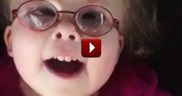 Doctors Said to Abort this Baby Girl 5 Times. Now, She's Praising the Lord!