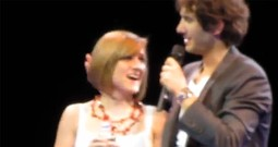 Josh Groban Pulls a Teacher Onstage to Sing The Prayer - and She's Amazing!
