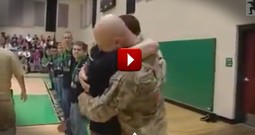 This Emotional Reunion Shows What Father-Son Relationships are All About!