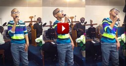 I Just Found a New Reason to Love an Old Hymn.  This 12-Year-Old Is So Talented!