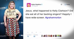 What They Said About Kelly Clarkson Is NOT OK!!