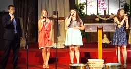 Incredible Harmonies WOW In This A Cappella 'Amazing Grace'