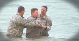 This Military Man Is Now A Soldier For Christ!
