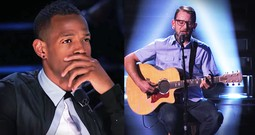 He's Singing A Song To His Baby Boy In Heaven. This Audition--TEARS!