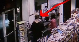 Gas Station Clerks Saves Woman From Attempted Kidnapping