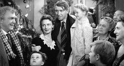 Scene From A Christmas Classic Movie Will Warm Your Heart