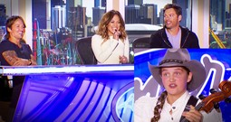 Off The Grid' Country Girl's Audition Knocked The Judges' Socks Off