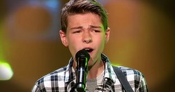 Boy's Incredible Audition Took Me Way Back