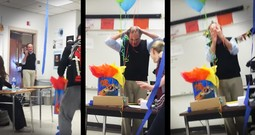 Teacher's Birthday Surprise Is Heartwarming
