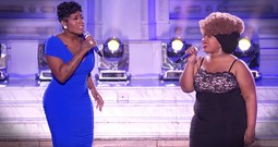 Mom Escaping Abusive Marriage Wows With Duet