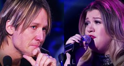 Kelly Clarkson's Emotional Performance Left Everyone In Tears