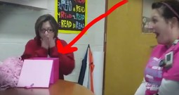 Selfless Teacher's Surprise For A Sick Student Left Me In Tears