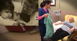 Retired Nurse Is Treated By The Little Girl She Saved 28 Years Ago