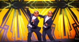 Tapping Twins Are Too Talented To Miss