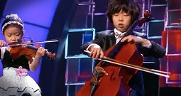 Talented Kid Band Will Wow You With This Classical Wonder