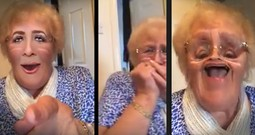 Granny's Hilarious Discovery Of 'Face Swap' Will Leave You Rolling