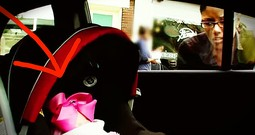 Video Asks 'What Would You Do' If You Saw A Baby In A Hot Car