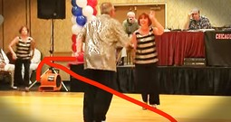 Couple's Swing Dance Proves Age Is Just A Number