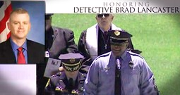 Police Officer Singing For A Fallen Officer Will Bring You To Tears