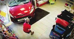 Little Boy's Miraculously Alright After Bring Hit By A Car