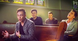 Incredible Hymn Mashup Brought Together All Of Our Favorites In One Amazing Song
