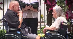 Elderly Couple's Love Story Will Warm Your Heart